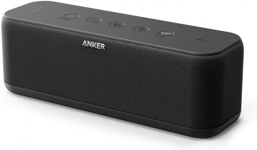 SoundCore Boost Anker Bluetooth Speakers