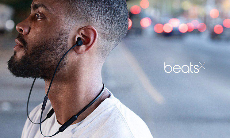Beats X Wireless Earphones | Beat By Dre