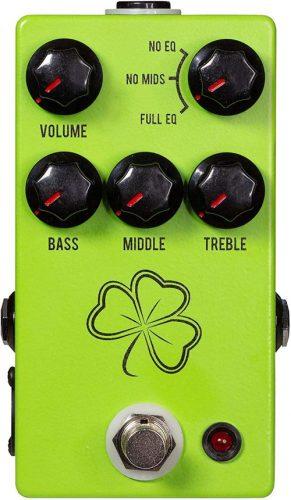 JHS Clover Preamp/Boost Guitar Effects Pedal - Bass Guitar Effects
