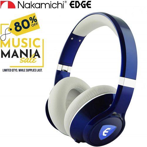 Nakamichi Edge Dual-Driver Wireless Headphones