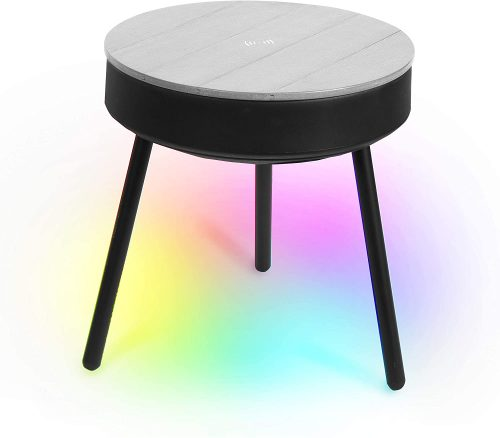 uuffoo Smart Outdoor End Table