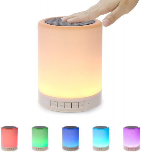 Shava 7 Night Light Bluetooth Speaker