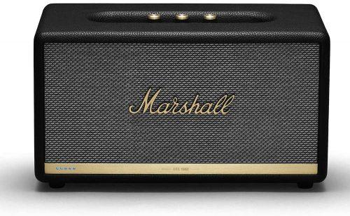 Marshall Stanmore II Wireless Wi-Fi Alexa Voice Smart Speaker