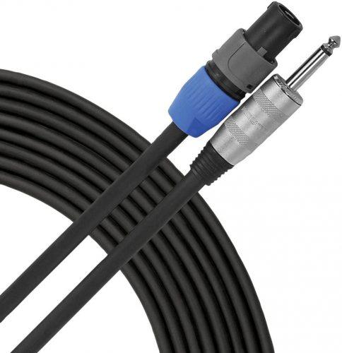 Livewire Elite Speaker Cable Speakon to 1/4 inch