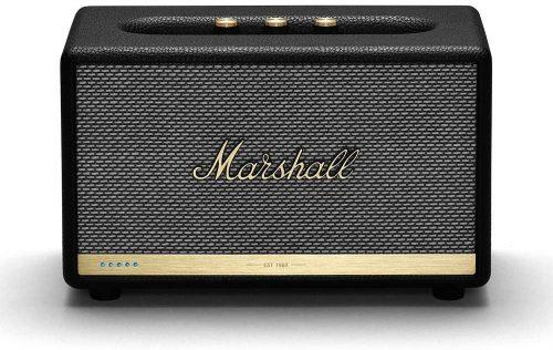 Marshall Acton II Wireless Wi-Fi Multi-Room Smart Speaker with Amazon Alexa Built-in