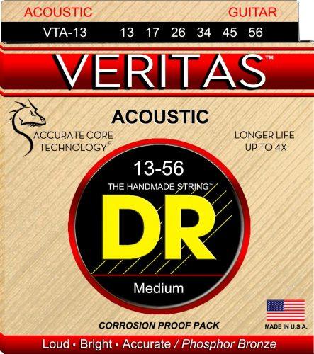 DR Strings VTA-13 Acoustic Guitar Strings