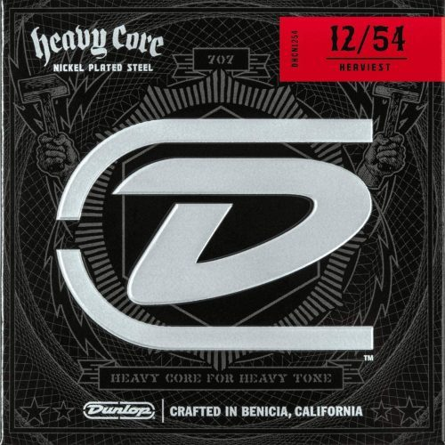 Dunlop Heavy Core  - Electric Guitar Strings