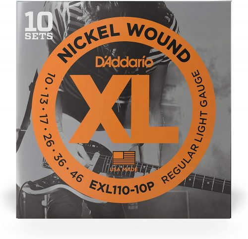 D'Addario EXL110- Electric Guitar Strings