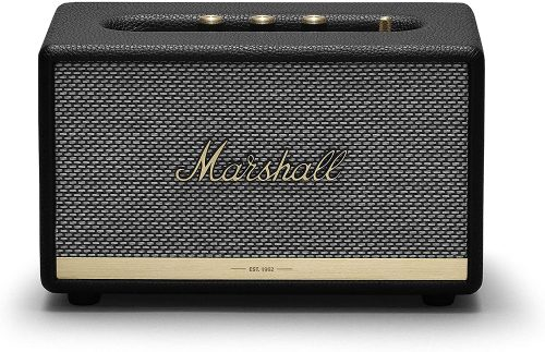 Marshall Acton II Black - Marshall portable speakers