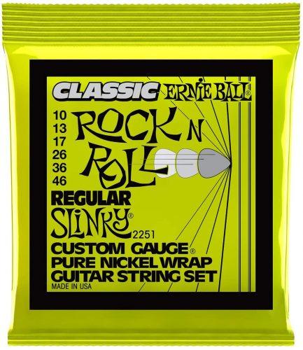Ernie Ball Regular Slinky - Electric Guitar Strings