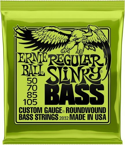 Ernie Ball Regular Slinky - Bass Guitar Strings