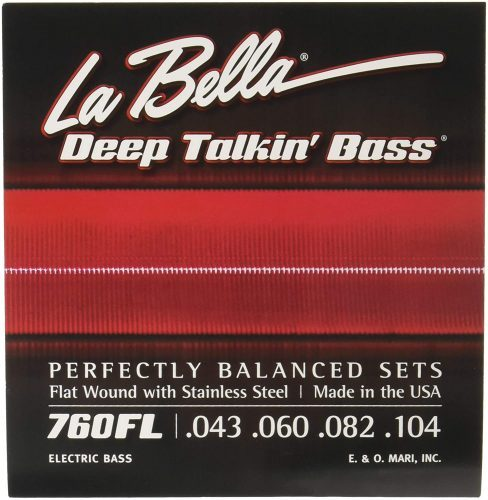La Bella 760FL - Bass Guitar Strings
