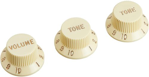 Fender Knobs Vintaged- electric guitar knobs