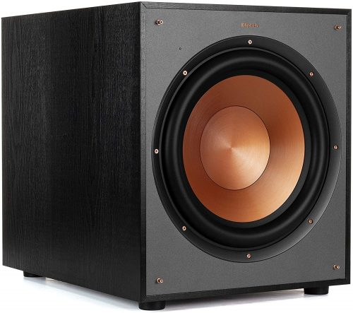 Klipsch R-120SW Subwoofer - Klipsch Synergy Black Label Speakers