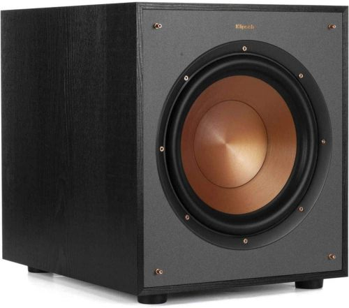 "Klipsch R-100SW 10"" subwoofer - Klipsch Synergy Black Label Speakers"