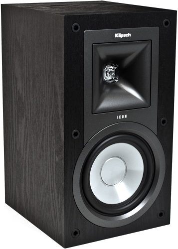 Klipsch KB-15 Icon 5-1/4-Inch 2-Way Bookshelf Speakers