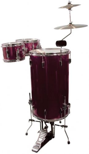 GP Percussion GP75WR - Cocktail Drum Sets