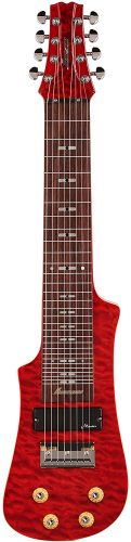 Vorson LT-230-8 TR 8-String Lap Steel Guitar with Gig Bag