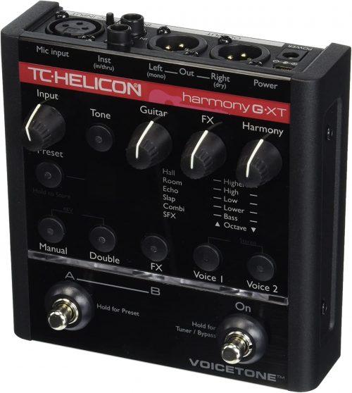 TC-Helicon Harmonizer - Vocal Harmonizers