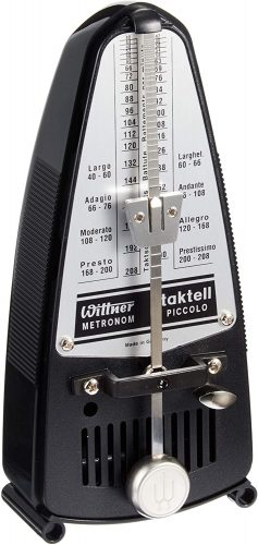 Wittner 836 Taktell Piccolo Metronome - Metronome Tuners