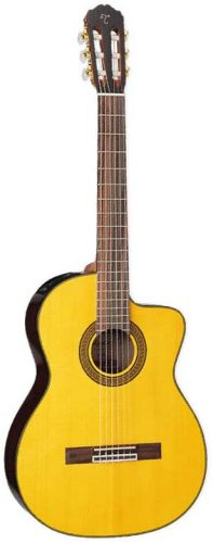 Takamine GC5CELH-NAT - Left-Handed Classical Guitars