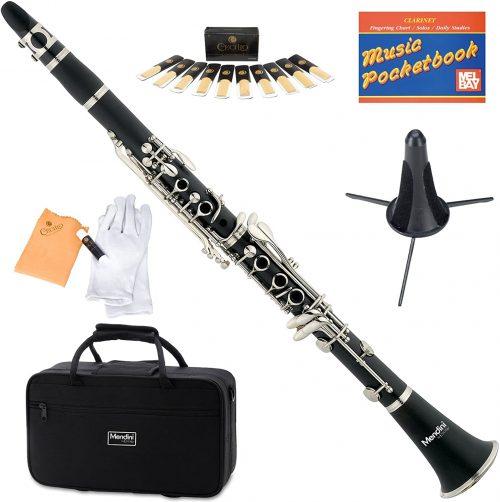 Mendini MCT Student Clarinet - best clarinets