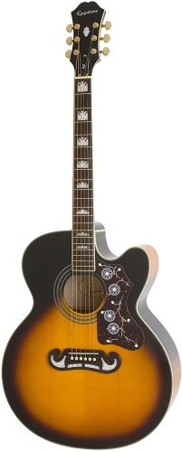 Epiphone EJ-200SCE Guitar - Guitars For Country Music
