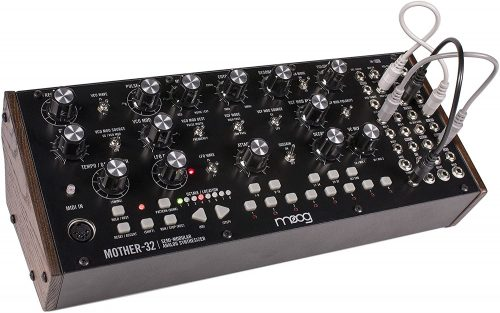 Moog Mother Analog Synthesizer - sound modules