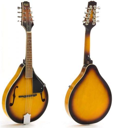 Hola! A Style Mandolin - Acoustic Mandolins