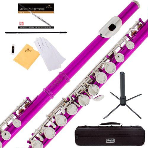 Mendini Closed Hole - beginners flutes