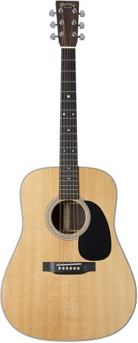 Martin D-28  - advanced acoustic guitars
