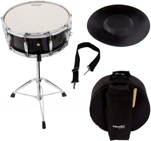Mendini Student Snare Drum - Snare Drums