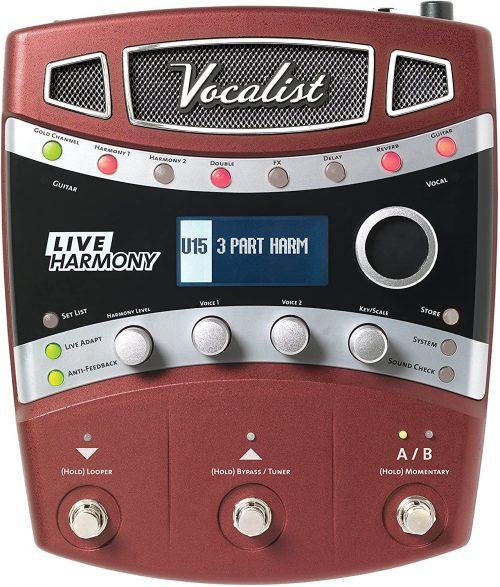 DigiTech VLHM- Vocal Harmonizers