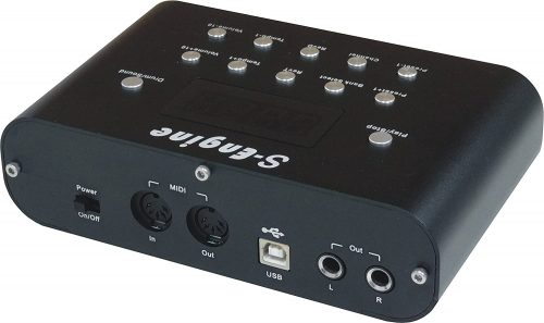 S-Engine USB MIDI Sound Module - sound modules
