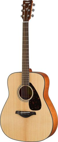 Yamaha FG800 - advanced acoustic guitars