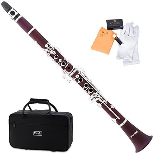 Mendini MCT-30 Intermediate Clarinet - best clarinets