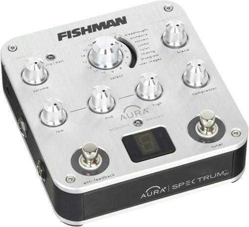 Fishman Aura Vocal Harmonizer - Vocal Harmonizers