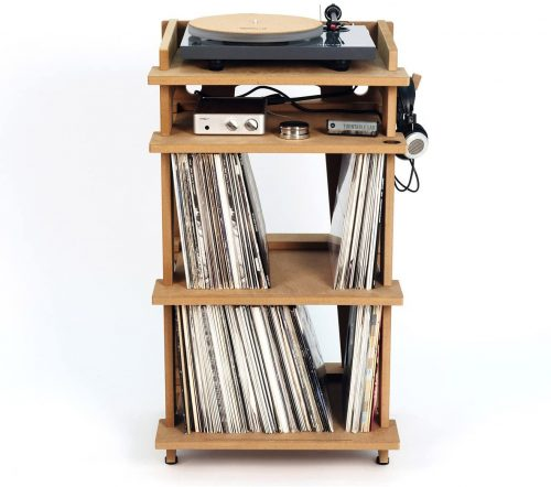 Line Phono Record Storage - Record Player Stands