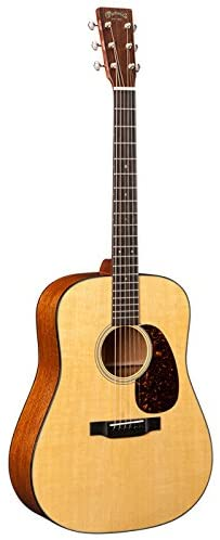 Martin D-18 - advanced acoustic guitars
