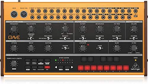 Behringer Synthesizer - sound modules