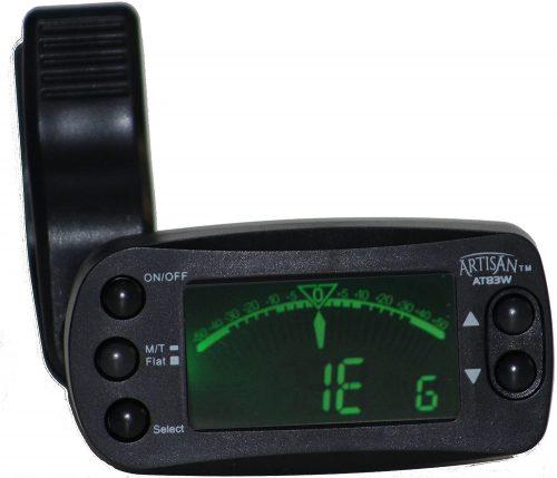 Artisan Clip-on Tuner & Metronome - Metronome Tuners