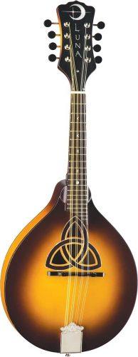 Luna Folk Series Trinity - Acoustic Mandolins