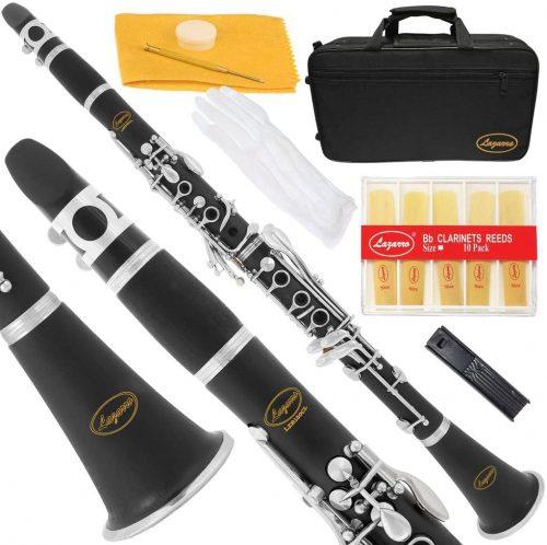 Lazarro 150-BK-S Clarinet- best clarinets