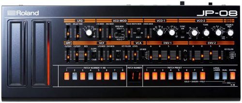 Roland JP-08 Synthesizer Module - sound modules