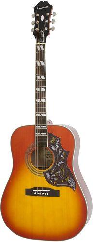 Epiphone Hummingbird Guitar - Guitars For Country Music