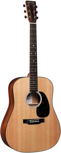 Martin D-10E - advanced acoustic guitars