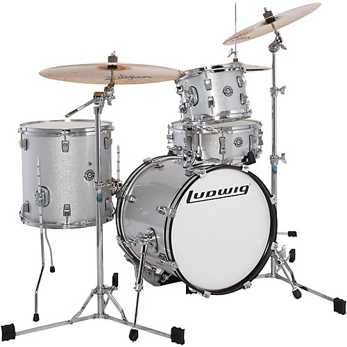 Ludwig Questlove Breakbeats - Cocktail Drum Sets