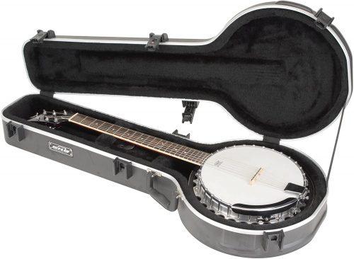 SKB Universal Banjo Case - Banjo Cases