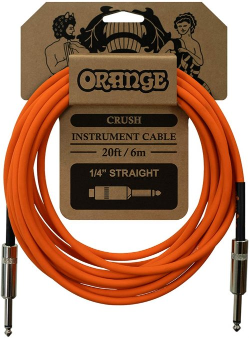 Orange Crush Instrument Cable - Instrument Cables