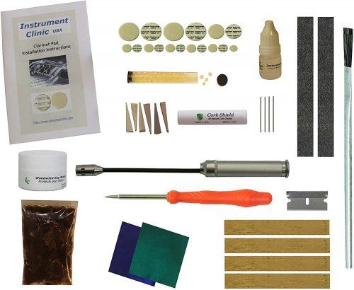 Instrument Clinic's IC540 - Clarinet Kits